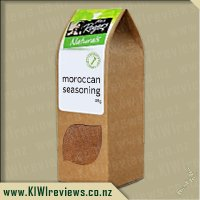 Mrs Rogers Eco-Pack - Moroccan Seasoning