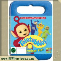 Teletubbies : Number Fun