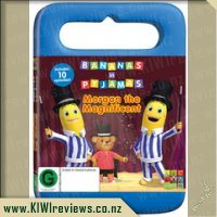 Bananas in Pyjamas: Morgan the Magnificent