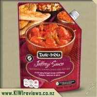 Taste of India Jalfrezi Simmer Sauce