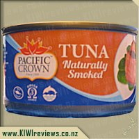 Pacific Crown Tuna - Naturally Smoked