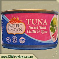 Pacific Crown Tuna - Sweet Thai Chilli & Lime