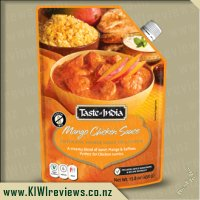 Taste of India Mango Chicken Sauce