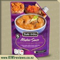 Taste of India Madras Sauce