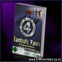 FantasticFour:ALegendBegins