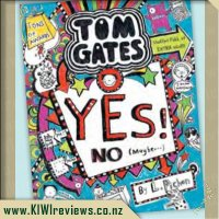 Tom Gates #8: Yes! No (Maybe)