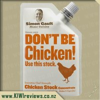 Simon Gault Home Cuisine - Chicken Stock