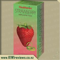 Healtheries Strawberry with a Lime Twist