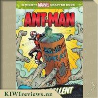 AntMan: Zombie Repellent (Chapter Book)