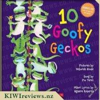 10GoofyGeckos(withCD)