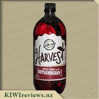 Harvest Apple Cider with Boysenberry