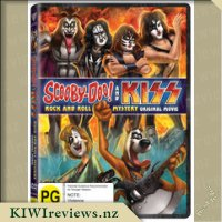 Scooby Doo & KISS: Rock and Roll Mystery
