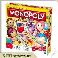MonopolyJuniorParty