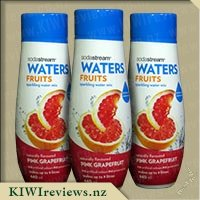 SodaStream Waters Fruits - Pink Grapefruit