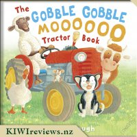 The Gobble Gobble Moooooo Tractor Book