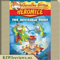 Geronimo Stilton Heromice #5: The Invisible Thief