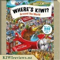 Where'sKiwi?:AroundtheWorldBook2