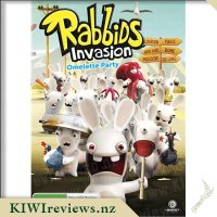 Rabbids Invasion - Omelette Party
