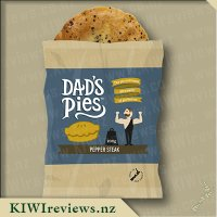 Dad's Pies - Pepper Steak