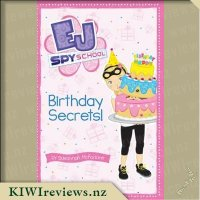 EJ Spy School #9: Birthday Secrets!