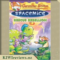 Geronimo Stilton Spacemice #5: Rescue Rebellion