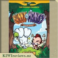 Bunny vs Monkey: Book One