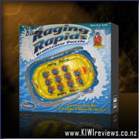 Raging Rapids Brainteaser Puzzle