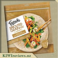 Farrah's Wraps - Sprouted Grain