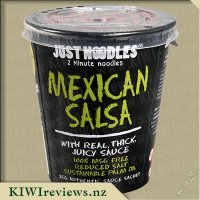 Just Noodles - Mexican Salsa