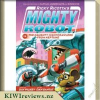 Ricky Ricotta's Mighty Robot vs the Naughty Nightcrawlers from Neptune (#8)