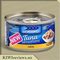 Sealord Tuna Sensations - Satay