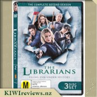 TheLibrarians:SeasonTwo