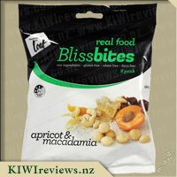 Bliss Bites - Apricot and Macadamia