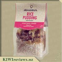 Alexandra's Rice Pudding - Sticky Date & Ginger
