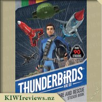 Thunderbirds Are Go!  Dare & Rescue Sticker Activity Book