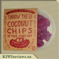 Coconut Chips - Raspberry & Beet