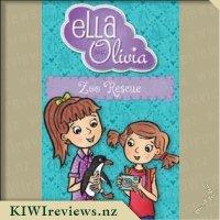 EllaandOlivia#17:ZooRescue