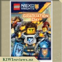 Lego Nexo Knights Graduation Day