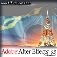 Adobe After Effects v6.5 Professional