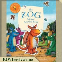 The Zog Sticker Activity Book