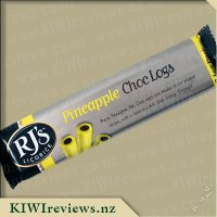 RJ's Pineapple Choc Triple Logs