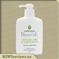 Earthwise Nourish - Tahitian Lime & Sandalwood Hand Wash