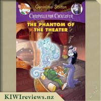 Creepella Von Cacklefur: #8 The Phantom of the Theatre