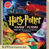 HarryPotterPaperFlyers