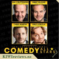 International Comedy All-Stars 2017