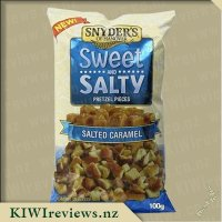 Snyders of Hanover Pretzel Pieces - Salted Caramel