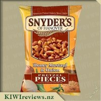 Snyders of Hanover Pretzel Pieces - Honey Mustard & Onion