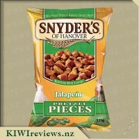 Snyders of Hanover Pretzel Pieces - Jalapeno