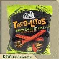 El Sabrosa Taco-litos - Chile n Lime