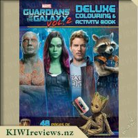 Guardians of the Galaxy Vol. 2: Deluxe Colouring & Activity Book